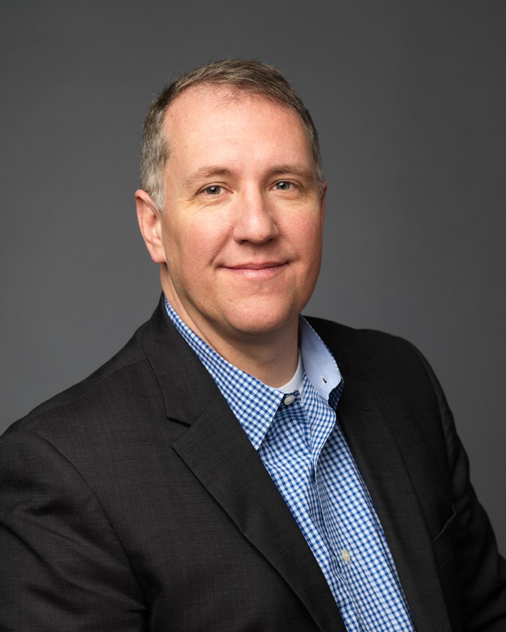 Headshot of Mark Godsey